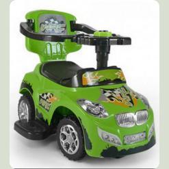 Машинка-каталка M.Mally Happy (green)