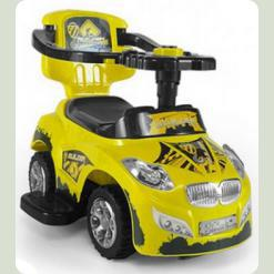 Машинка-каталка M.Mally Happy (yellow)