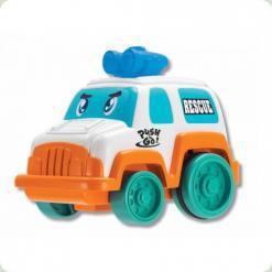 Машинка Keenway Рятувальники (32634)