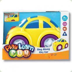 Машинка Keenway Веселе Таксі (12843)