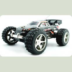 Машинка мікро р/к 1:32 WL Toys Speed Racing швидкісна (чорний)