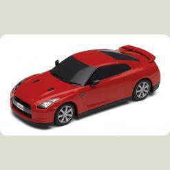 Машинка мікро р/к 1:43 лиценз. Nissan GT-R (червоний)