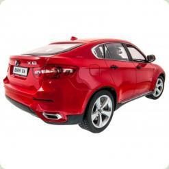 Машинка р/к 1:14 Meizhi лиценз. BMW X6 (червоний)