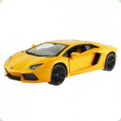 Машинка р/к 1:24 Meizhi лиценз. Lamborghini LP700 металева (жовтий)