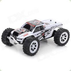 Машинка р/к 1:24 WL Toys A999 швидкісна (білий)