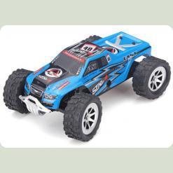 Машинка р/к 1:24 WL Toys A999 швидкісна (синій)