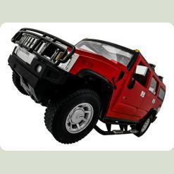 Машинка р/у 1:10 Meizhi ліценз. Hummer H2 (червоний)