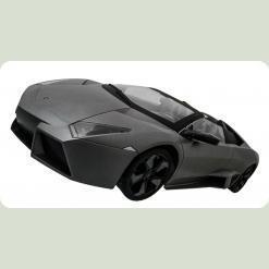 Машинка р/у 1:10 Meizhi ліценз. Lamborghini Reventon (сірий)