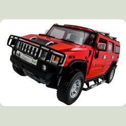 Машинка р/у 1:14 Meizhi ліценз. Hummer H2 (червоний)