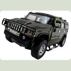 Машинка р/у 1:14 Meizhi ліценз. Hummer H2 (зелений)