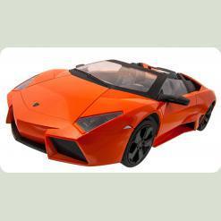 Машинка р/у 1:14 Meizhi ліценз. Lamborghini Reventon Roadster (оранжевий)