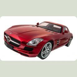 Машинка р/у 1:14 Meizhi ліценз. Mercedes-Benz SLS AMG (червоний)