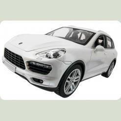 Машинка р/у 1:14 Meizhi ліценз. Porsche Cayenne (білий)