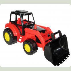 Майстер, трактор-навантажувач