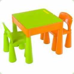 Меблевий комплект Tega Мамонт Помаранчево-салатовий