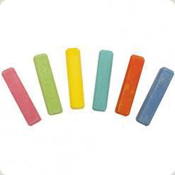 Крейди кольорові (12шт.)