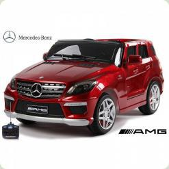 Mercedes ML63 AMG 12V , червоний