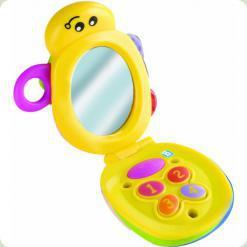 """Мобільний телефон """"Забавна черепаха"""" (від 12 міс)"""