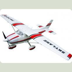 Модель р/к 2.4 GHz літака VolantexRC Cessna 182 Skylane (TW-747-3) 1560мм PNP