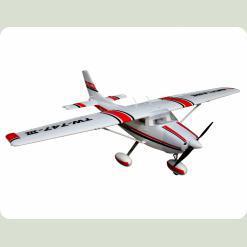 Модель р/к 2.4 GHz літака VolantexRC Cessna 182 Skylane (TW-747-3) 1560мм RTF