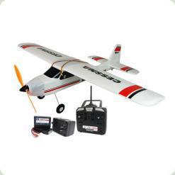 Модель р/к 2.4 GHz літака VolantexRC Cessna (TW-747-1) 940мм KIT