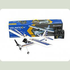Модель р/к 2.4 GHz літака VolantexRC Decathlon (TW-765-1) 750мм PNP