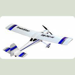 Модель р/к 2.4 GHz літака VolantexRC Trainstar (TW-747-4) 1400мм KIT