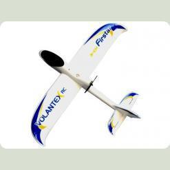 Модель р/к 2.4GHz планера VolantexRC Firstar 4Ch Brushless (TW-767-1) 758мм RTF