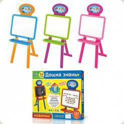 Мольберт Limo Toy 0703 UK-ENG-3 Рожевий