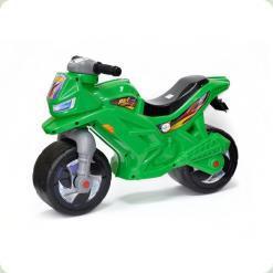 Мотоцикл 2-х колісний 501-1G Зелений