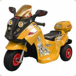 Мотоцикл дитячий (надувні колеса)