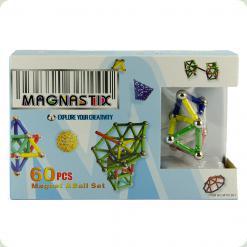 MT01301 Набір Магнітний конструктор (60шт)