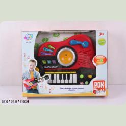 Музичні інструменти Limo Toy (7163)