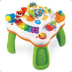 Музичний ігровий столик Weina (2092)