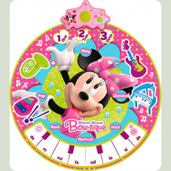Музичний килимок IMC Toys Disney Minnie (180963)