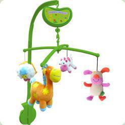 Музичний мобіль Biba Toys Щаслива ферма (354BM F)