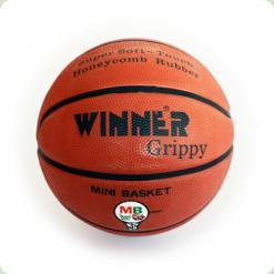 М'яч баскетбольний WINNER Grippy №6
