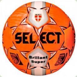М'яч футбольний SELECT BRILLANT Super FIFA