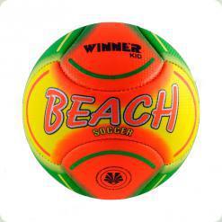 М'яч футбольний WINNER Beach Kid № 4