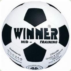 М'яч футбольний WINNER Mid Training № 4