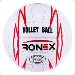 М'яч волейбол RONEX VQ 2000 білий