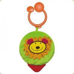 М'яка іграшка-прорізувач Biba Toys (049JF)