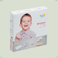 """Набір для дитячої творчості """"3D зліпок"""""""
