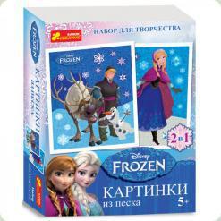 Набір для творчості Ranok Creative Картинка з піску Frozen (13162050Р)