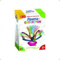 Набір для творчості Ranok Creative Лампа-світлячок Павич (15100142Р, 9003)