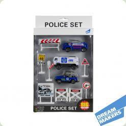 """Набір ігровий """"Поліцейська служба"""" (11 елементів)"""