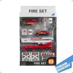 """Набір ігровий """"Пожежна служба"""" (11 елементів)"""
