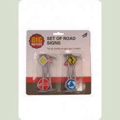 Набір ігровий «Знаки дорожнього руху»