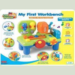 Набір інструментів Hap-p-Kid Little Learner (3858 T)