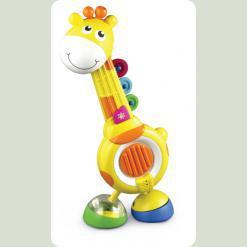 """Набір """"Музичний квартет жирафа"""" (від 12 міс.)"""